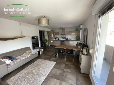 Appartement à vendre thonon-les-bains 3 pièces 67 m2 haute