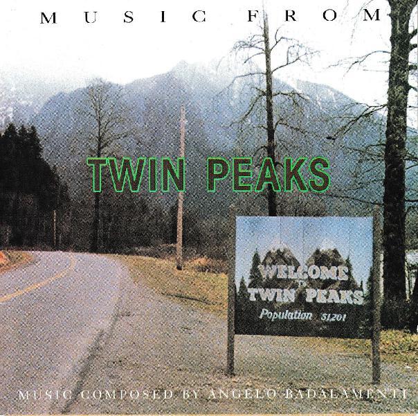 Cd angelo badalamenti - music from twin peaks occasion,