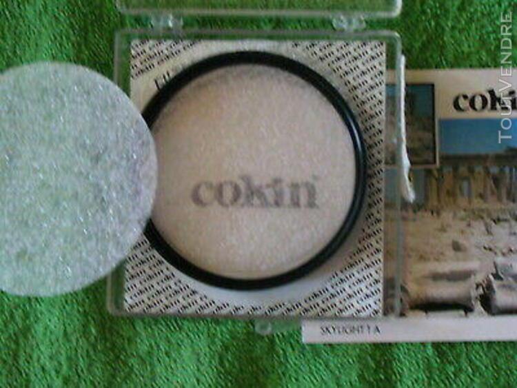 Filtre uv cokin skylight 1a 62 mm neuf