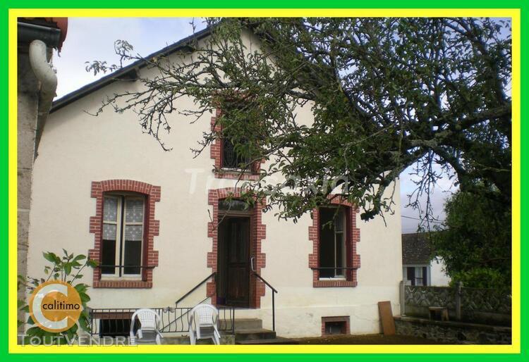 Immobilier chateaumeillant(18). agréable maison composé
