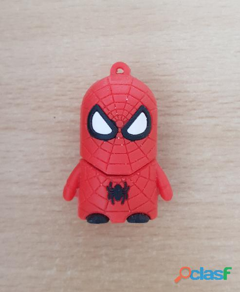 Clé usb 8 go spiderman spider man Marvel comics