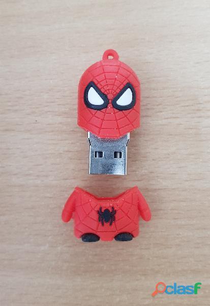 Clé usb 8 go spiderman spider man Marvel comics 1