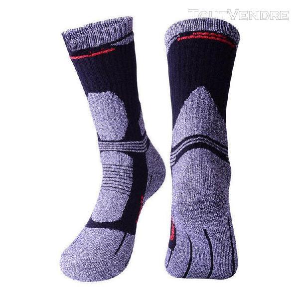 chaussettes de ski homme randonnée alpinisme epaisses chaud