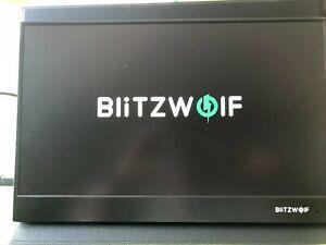 cran déporté blitzwolf® bw-pcm3 15.6 pouces