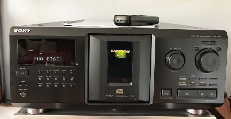 Lecteur sony cdp-cx355 neuf, caluire-et-cuire (69300)