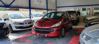 Peugeot 207 1.4 16v trendy d'occasion / auto claye-souilly