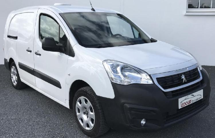 Peugeot partner diesel saint-georges-montcocq 50 | 8880