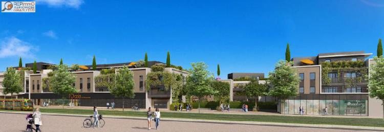 Programme immobilier neuf castelnau-le-lez avenue de