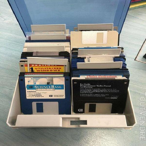 Range disquette