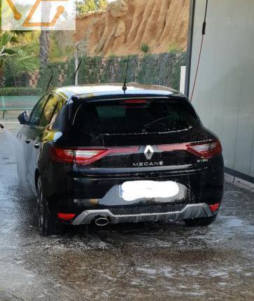 Renault mégane iv estate tce 140 fap intens