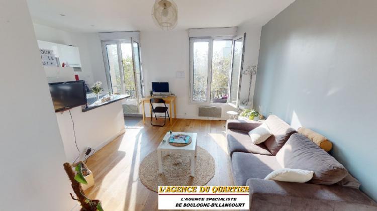 vente appartement 49m² boulogne-billancourt -