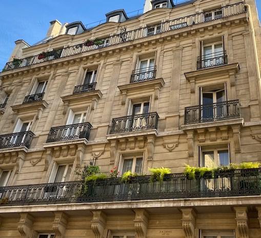 vente appartement 75m² paris 16ème - auteuil sud