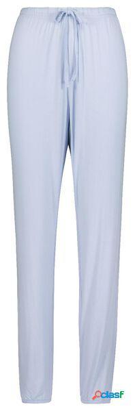 Hema pantalon de pyjama femme bleu clair (bleu clair)
