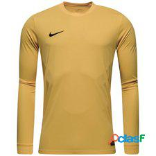 Nike maillot de football park v l/s or/noir