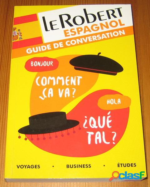 Guide de conversation espagnole