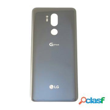 Cache batterie pour lg g7 thinq - noir