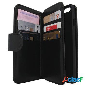 Etui portefeuille essentials max iphone 7/8/se (2020) - noir