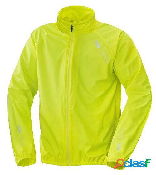 Ixs saint, veste de pluie moto, jaune fluo