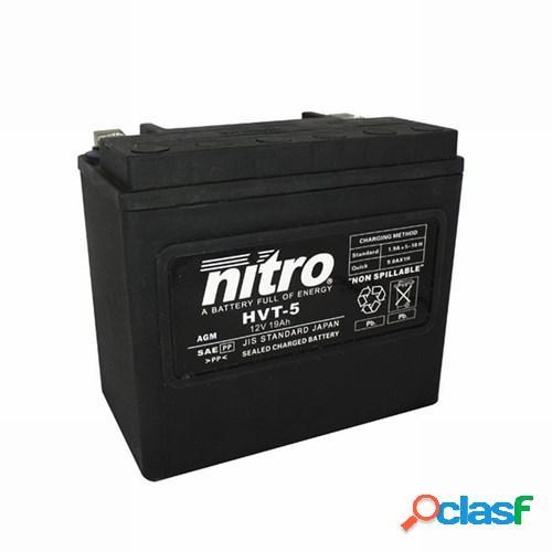 Nitro batterie fermée hvt, moto & scooter, 05