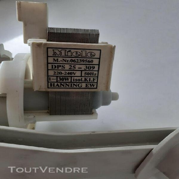 6259560 miele pompe de vidange pour lave linge 480521