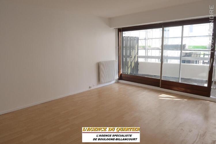 Appartement boulogne billancourt 1 pièce(s) 34 m2