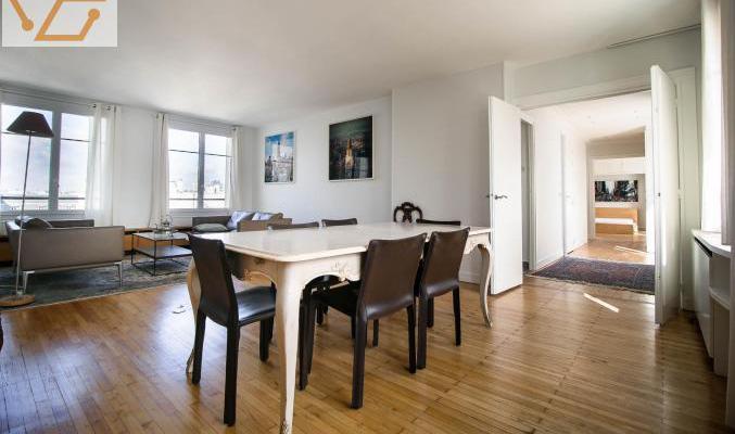 Appartement de 3 pièces surface habitable:...