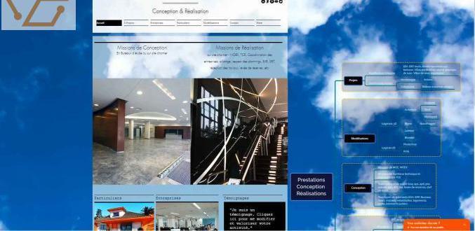 Creation de site web pour petite entreprise,...