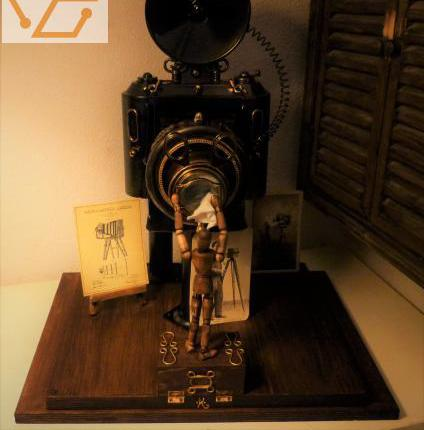 "Diorama""photographic museum""steampu..."
