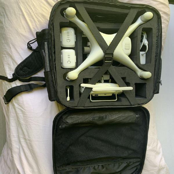 Drone dji phantom 4+ pack pro occasion, nassandres (27550)