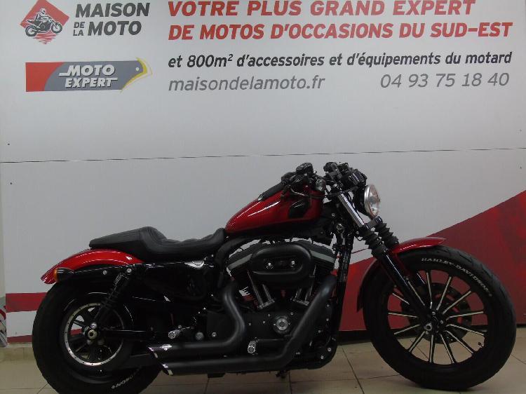 Harley davidson sportster essence mougins 06 | 8490 euros