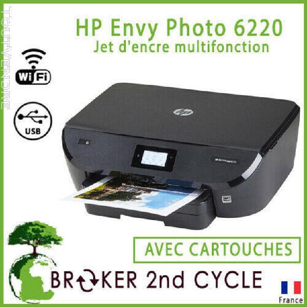 Hp envy photo 6220 imprimante jet d'encre multifonction usb2