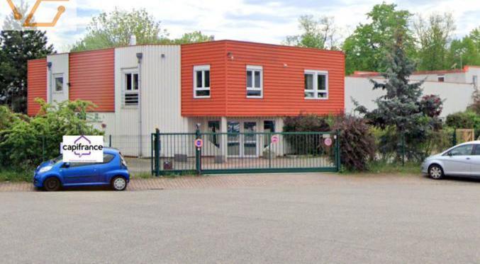 Illkirch, ensemble immobilier de 1124 m2 - 33...