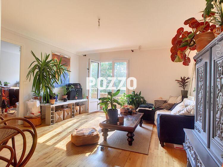 Location: appartement f4 (83 m²) à caen