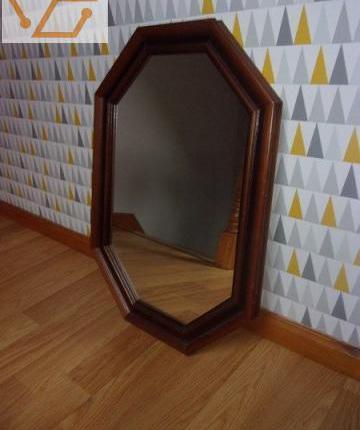 Miroir tour bois occasion