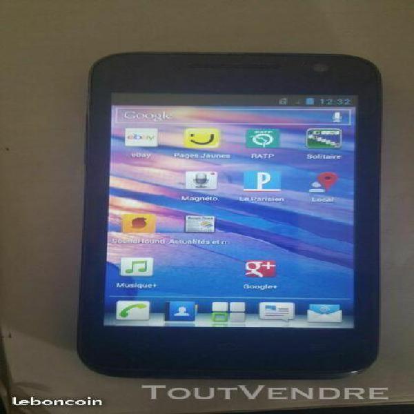 Portable bs 410 bouygues télécom