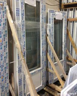 Porte fenêtre 1 vantail stock limité