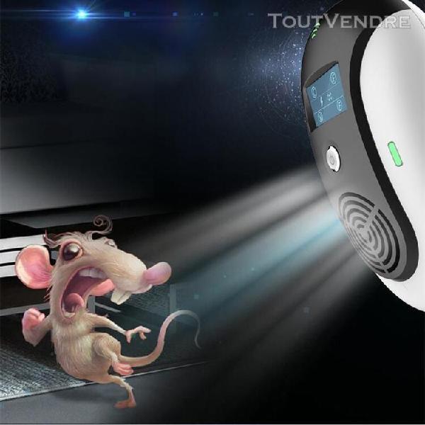 Répulsif à souris à ultrasons 18 fréquence électronique