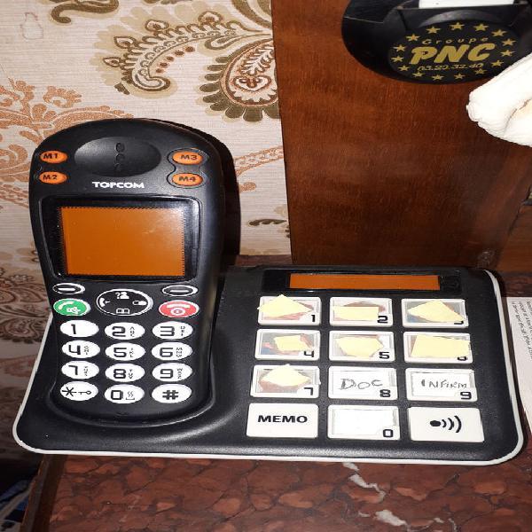 Téléphone topcom occasion, pessac (33600)