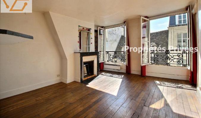 Vente appartement 2 pièces 34 m²