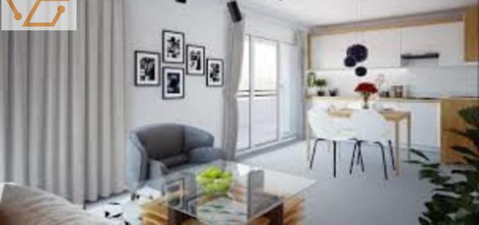 Vente appartement 2 pièces 37 m²
