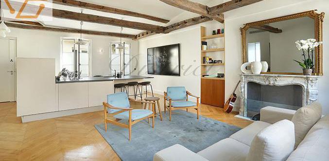 Vente appartement 2 pièces 60 m²