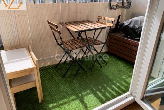 Vente appartement 3 pièces 62 m²