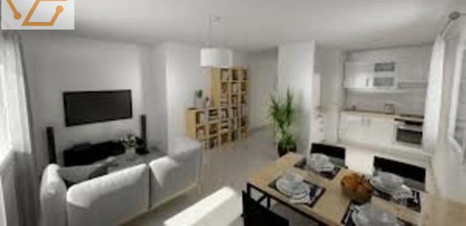 Vente appartement 3 pièces 63 m²