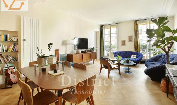 Vente appartement 3 pièces 77 m²