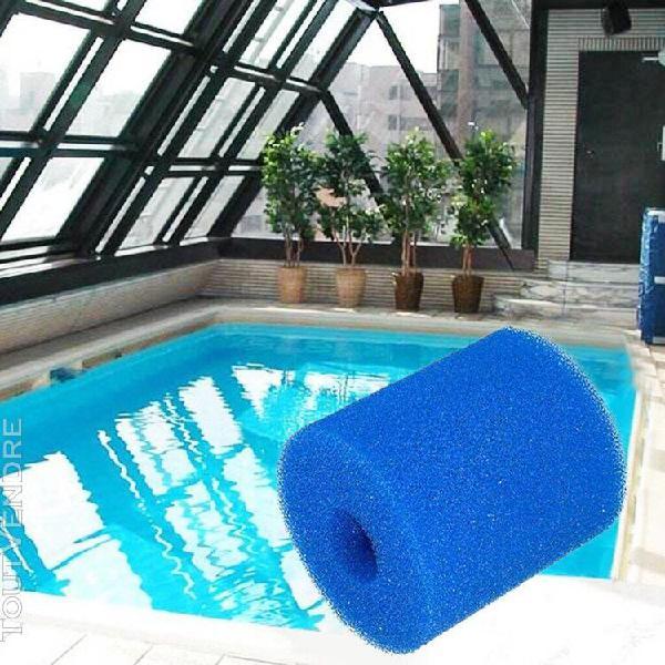 Wimming piscine filtre mousse réutilisable lavable piscine