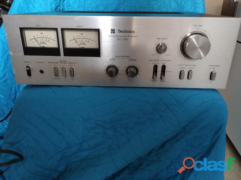 Ampli Technics SU 7300 vintage