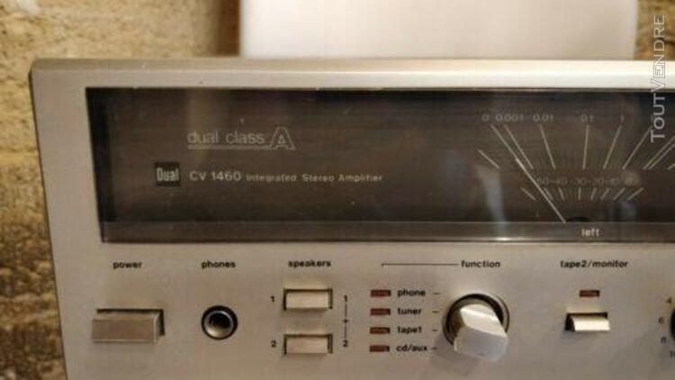 ampli dual cv 1460