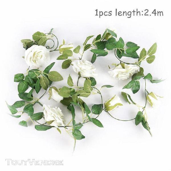 Cerceaux en métal de 10 40cm couronne de fleurs