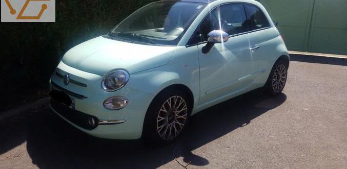 Fiat 500 0.9 85 ch twinair s&s lounge