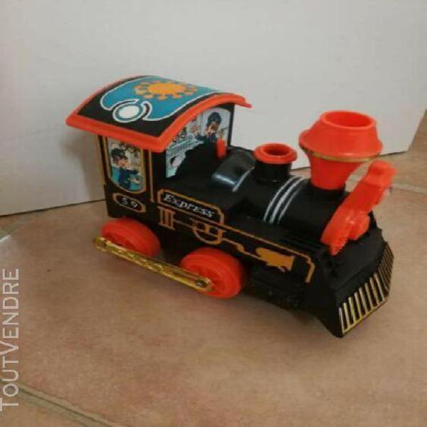 Locomotive jouet